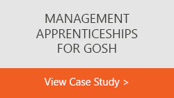 Management Apprenticeships for GPSH text box