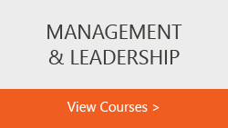 Management & Leadership Courses Text Box
