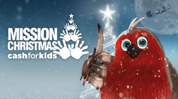 Rock RM's Mission Christmas Appeal - Cash for Kids