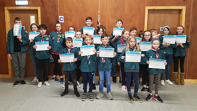 Blackpool Scouts