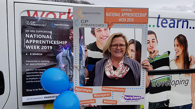 National Apprenticeship Week Day 3 Competition Winner